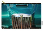1955 Lancia Aurelia B24 Spyder America Roadster Grille -0278c Carry-all Pouch