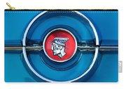 1955 Mercury Monterey  Emblem Carry-all Pouch