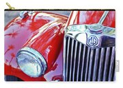 1955 Mg Tf 1500 Grille Carry-all Pouch