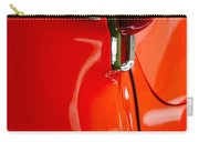1955 Oldsmobile Taillight Carry-all Pouch by Jill Reger