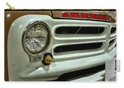 1955 Studebaker Headlight Grill Carry-all Pouch