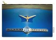 1955 Studebaker President Emblem Carry-all Pouch