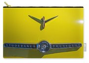 1955 Studebaker Starliner Emblem Carry-all Pouch