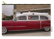 1955 Superior Cadillac Passenger Ambulance Carry-all Pouch