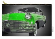 1956 Buick Special Riviera Coupe-green Carry-all Pouch