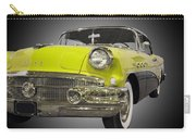 1956 Buick Special Riviera Coupe-yellow Carry-all Pouch