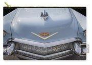 1956 Cadilac Sedan De Ville Smiling Carry-all Pouch