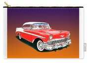 1956 Chevrolet Bel Air Ht Carry-all Pouch