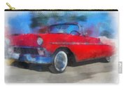 1956 Chevy Car Photo Art 01 Carry-all Pouch