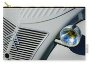 1956 Citroen 2cv Grille -0081c Carry-all Pouch