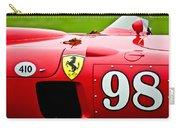 1956 Ferrari 410 Sport Scaglietti Spyder Carry-all Pouch