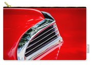 1956 Ford Thunderbird Hood Scoop -287c Carry-all Pouch