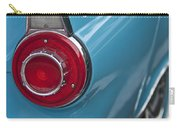 1956 Ford Thunderbird Taillight And Emblem Carry-all Pouch