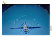 1956 Lincoln Continental Mark II Emblem Carry-all Pouch