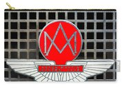 1957 Aston Martin Owner's Club Emblem Carry-all Pouch