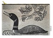 1957 Canada Duck Stamp Carry-all Pouch