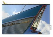 1957 Chevrolet Bel Air Fin Carry-all Pouch