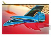 1957 Chevrolet Belair Hood Ornament Carry-all Pouch