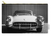 1957 Chevrolet Corvette -0010bw Carry-all Pouch