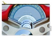 1957 Chevrolet Corvette Convertible Steering Wheel Carry-all Pouch