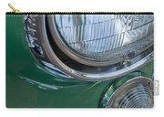 1957 Chevrolet Corvette Head Light Carry-all Pouch