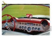 1957 Chevrolet Corvette Roadster Dashboard Carry-all Pouch