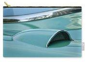 1957 Chevrolet Corvette Scoop Carry-all Pouch