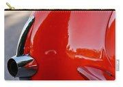 1957 Chevrolet Corvette Taillight Carry-all Pouch