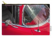 1957 Chevy Bel Air Chrome Carry-all Pouch