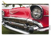 1957 Chevy Bel Air Front End Carry-all Pouch
