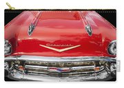 1957 Chevy Front End Carry-all Pouch