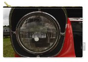 Old Car Headlight Carry-all Pouch