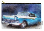 1957 Ford Classic Car Photo Art 02 Carry-all Pouch