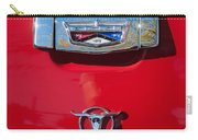 1957 Ford Custom 300 Series Ranchero Emblem Carry-all Pouch