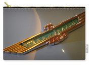 1957 Ford Thunderbird Emblem Carry-all Pouch