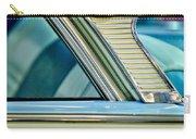 1957 Mercury Monterey Sedan Emblem Carry-all Pouch