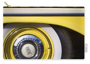 1957 Pontiac Starchief Wheel Cover Carry-all Pouch