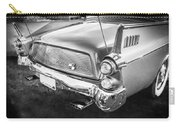 1957 Studebaker Golden Hawk Bw    Carry-all Pouch