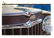 1957 Willys Wagon Grille Carry-all Pouch