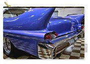 1958 Cadillac Deville Rear Fin Carry-all Pouch