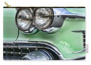 1958 Cadillac Headlights Carry-all Pouch