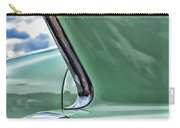 1958 Cadillac It's All In The Fin. Carry-all Pouch