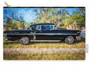 1958 Chevrolet Bel Air Impala Painted     Carry-all Pouch