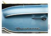 1958 Chevrolet Brookwood Station Wagon Carry-all Pouch