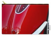 1958 Chevrolet Corvette Taillight Carry-all Pouch