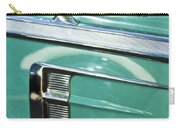 1958 Chevrolet Impala Emblem Carry-all Pouch