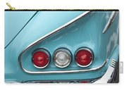 1958 Chevrolet Impala Taillights  Carry-all Pouch