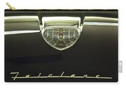 1958 Ford Fairlane 500 Victoria Hood Ornament Carry-all Pouch