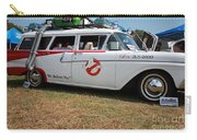1958 Ford Suburban Ghostbusters Car Carry-all Pouch