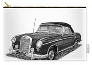 1958 Mercedes Benz 220s Carry-all Pouch